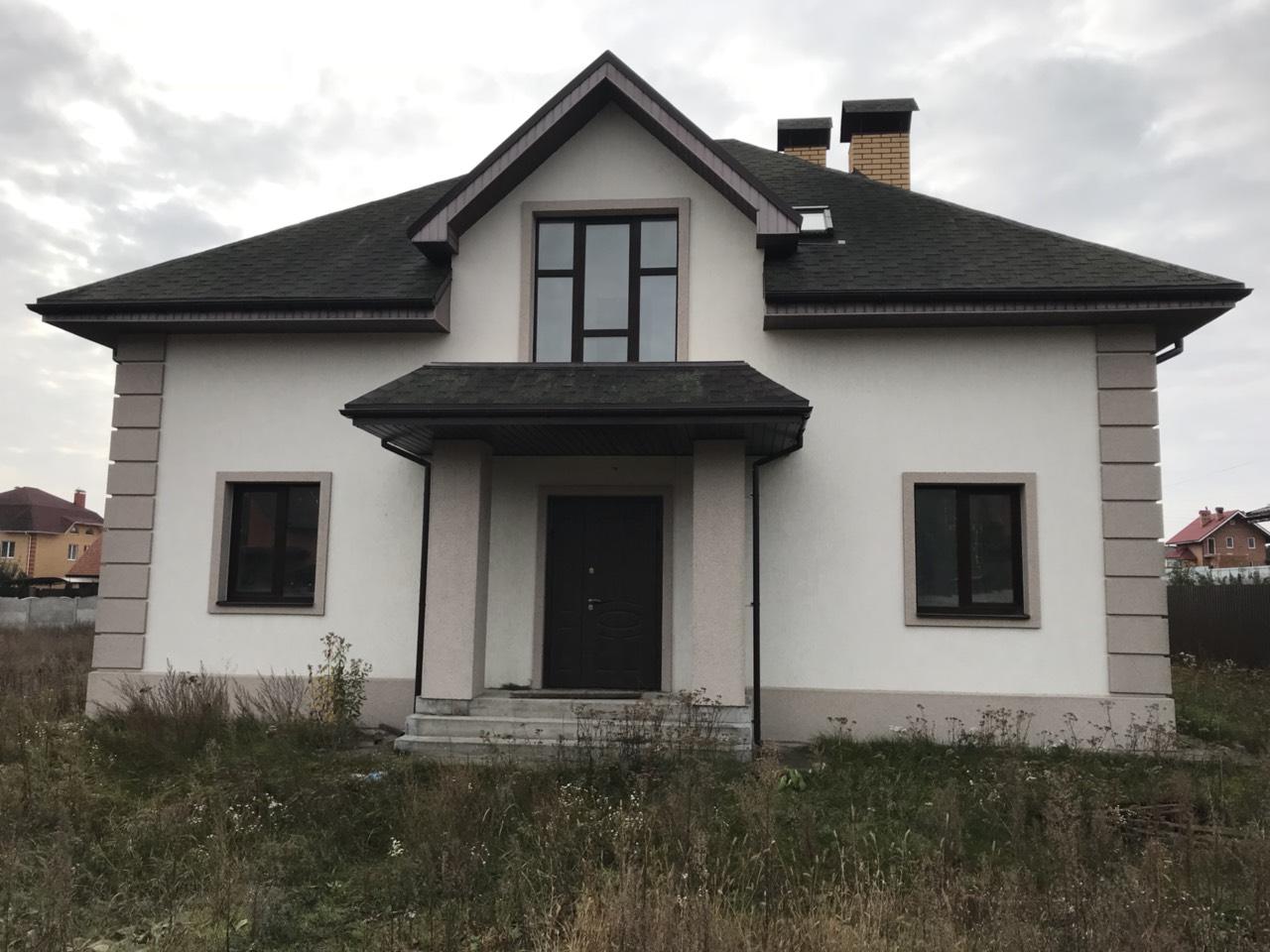 Продам будинок в с.Лютіж. Поруч Київське море!