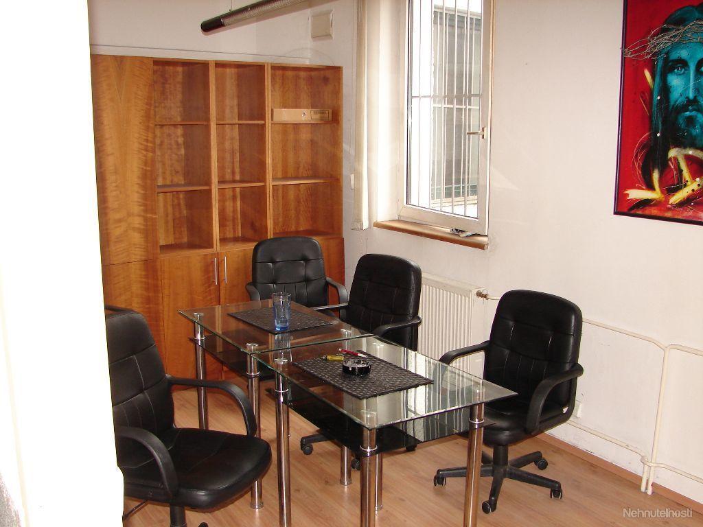 Продажа офисного здания в центральной части Братиславы, Словакия