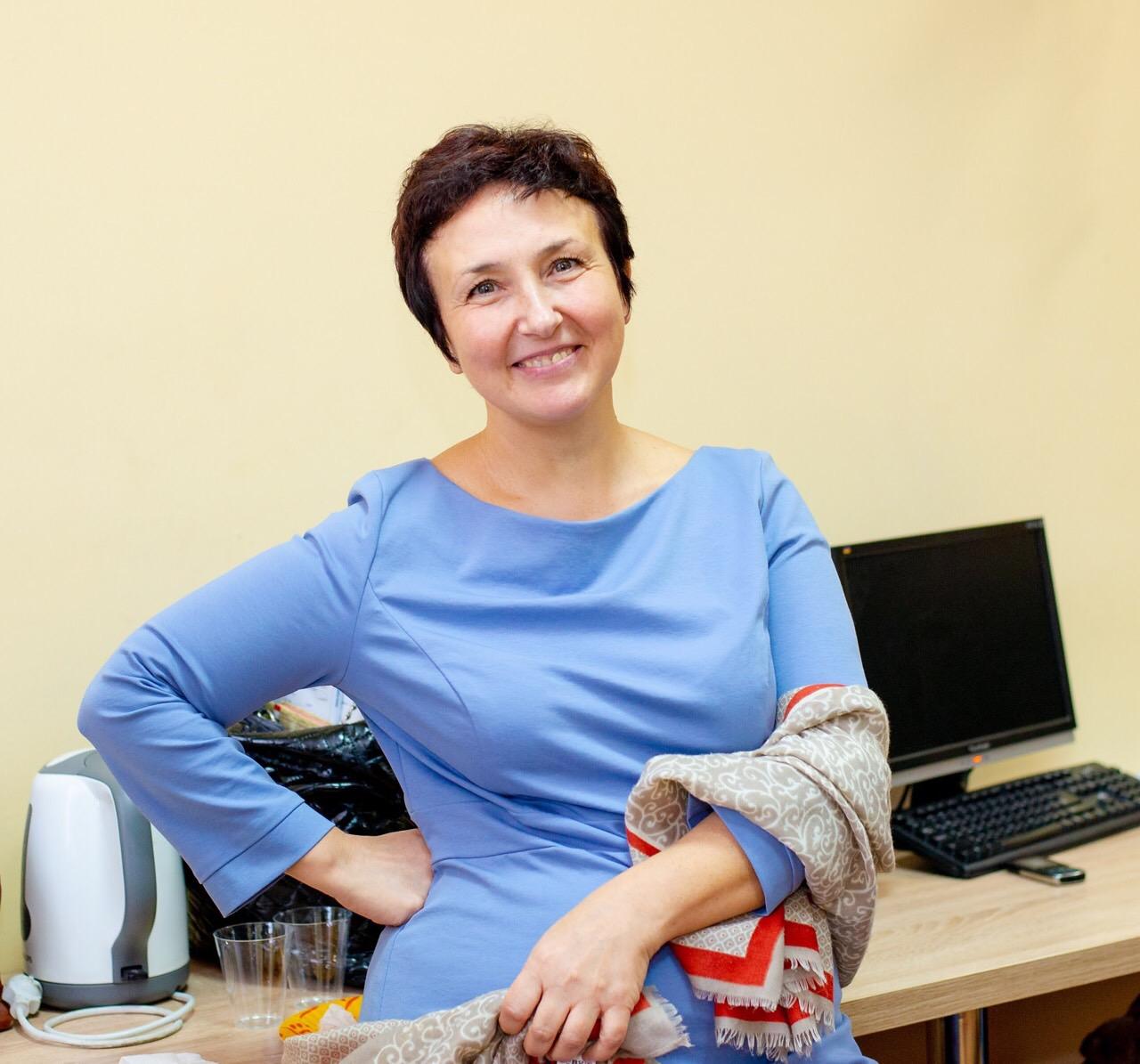 Лариса Коваленко, експерт з нерухомості АН