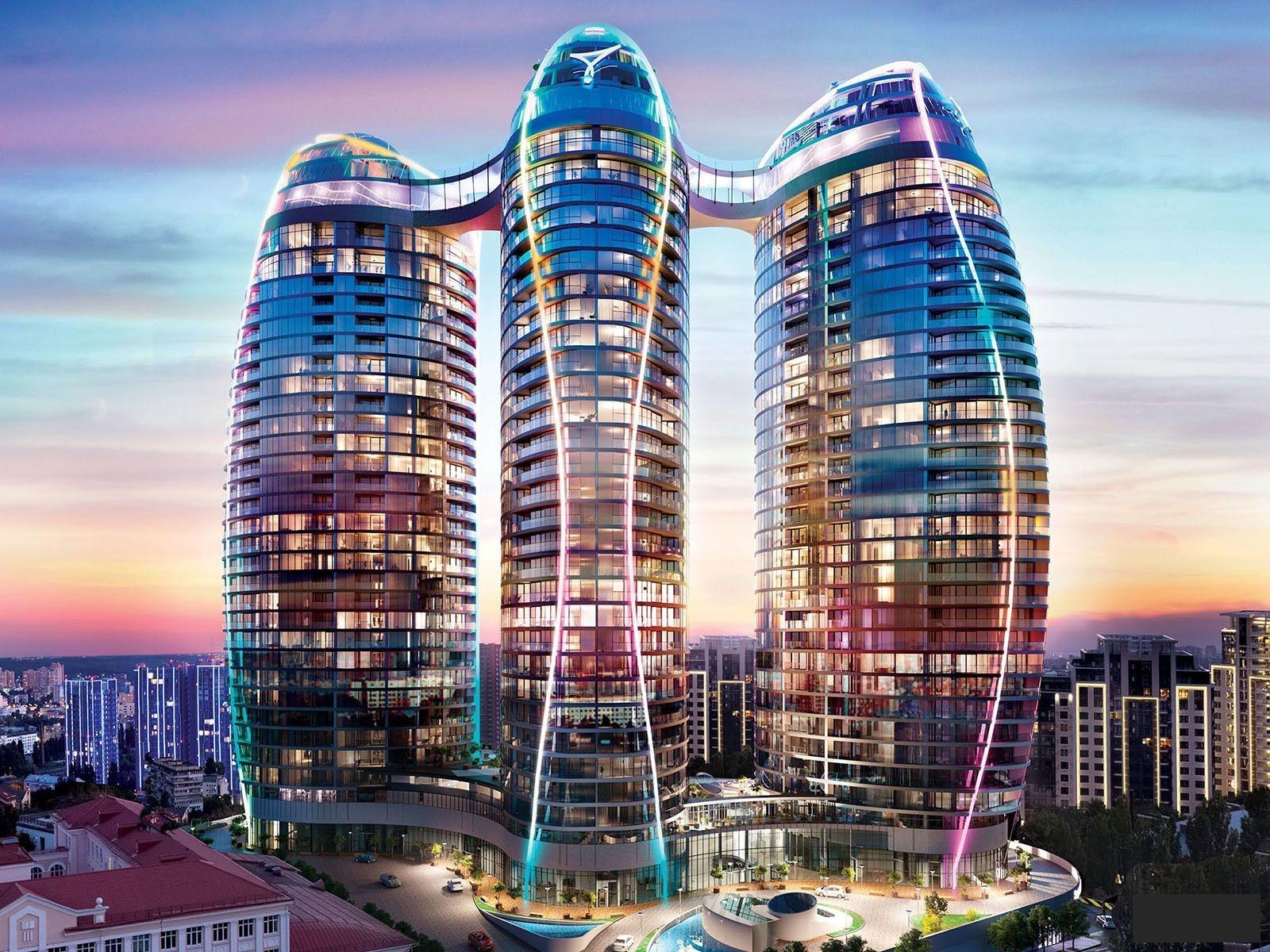 Элитное жилье в центре Киева! ЖК Taryan Towers. 84м2