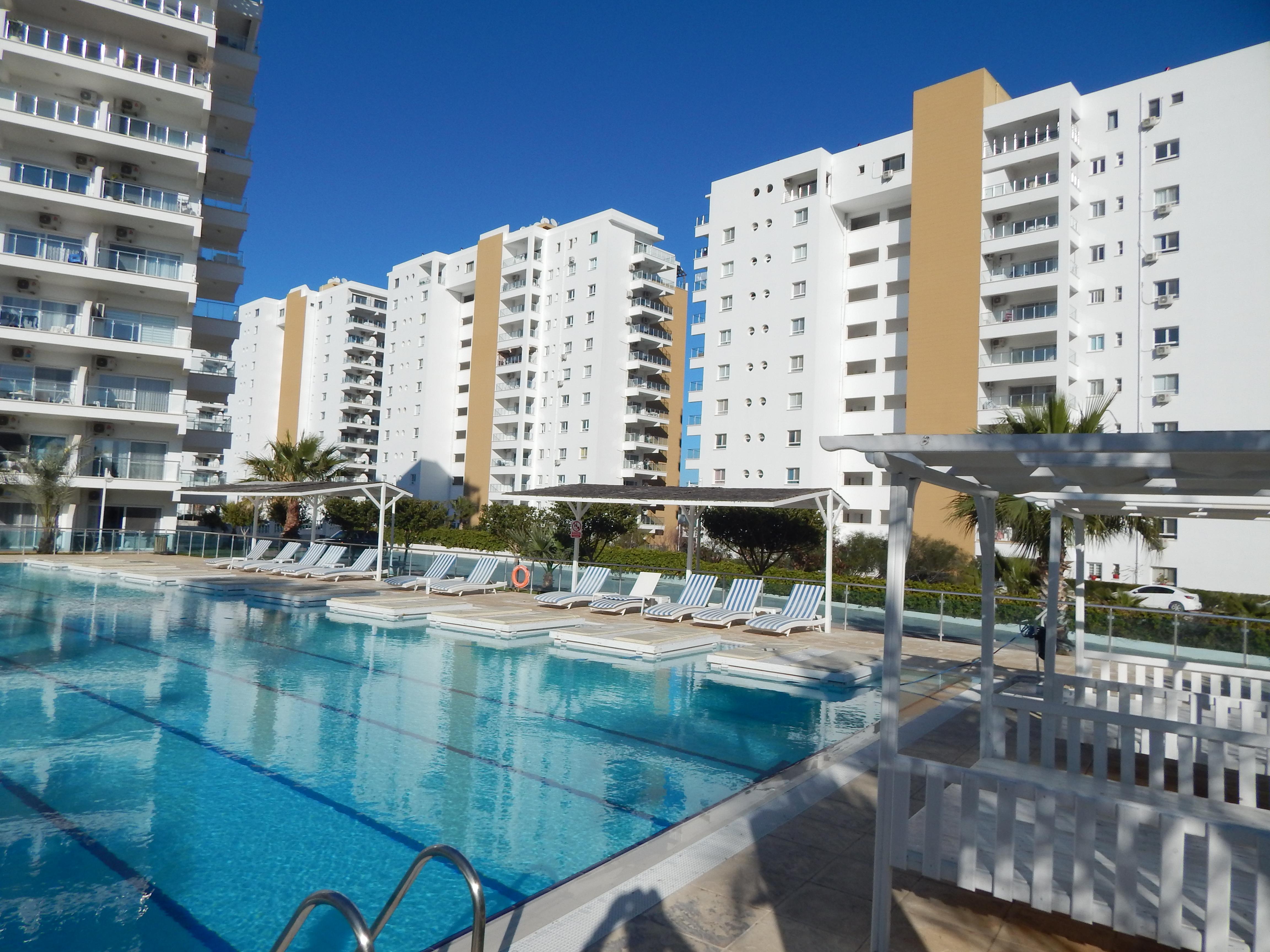 Недвижимость Кипра! Рядом пляж Long beach!