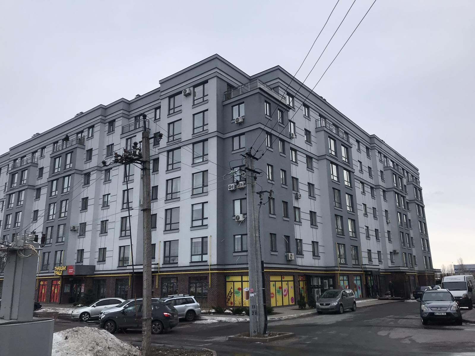 Продажа с.Хотов. Квартира с новым ремонтом в новом комплексе!
